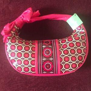 Adorable Vera Bradley Floral Design Handbag